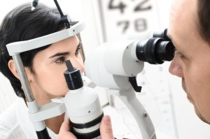 RK (Radiær keratotomi) mod synsfejl